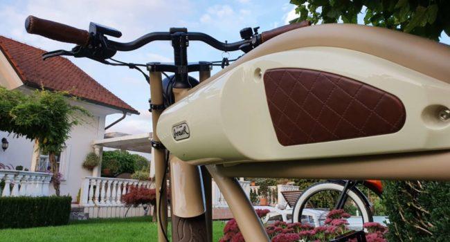 Cafe Racer Legenda Bull Bikes